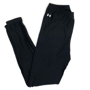 Under Armour Cold Gear running tights black - L